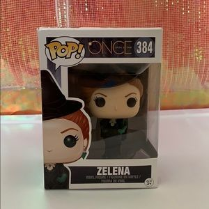 Once Upon A Time Zelena Funko Pop #384